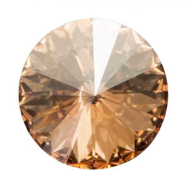 Swarovskistein Golden Shaddow