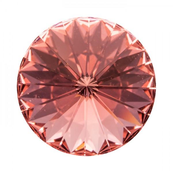 Swarovskistein Rose Peach