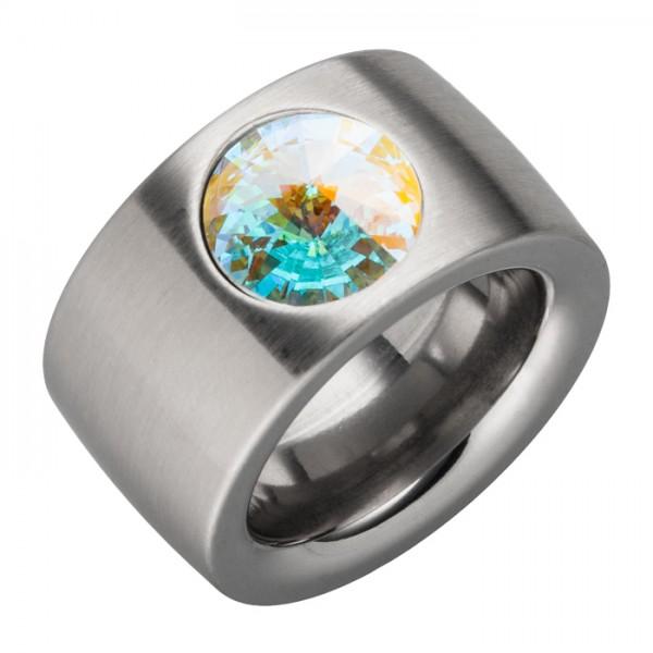 Ring Swarovskistein Aurora Boreal